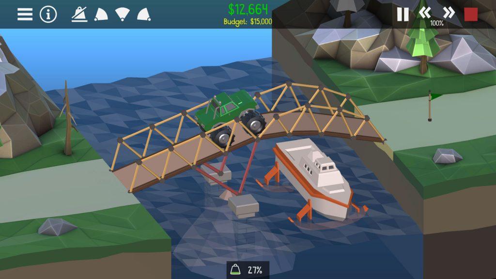 Poly Bridge 2 1.40 APK Free Download 4