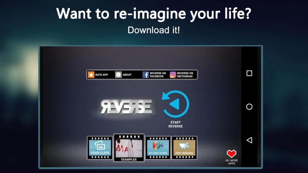 Reverse Movie FX 1.4.1.1 APK Free Download 1