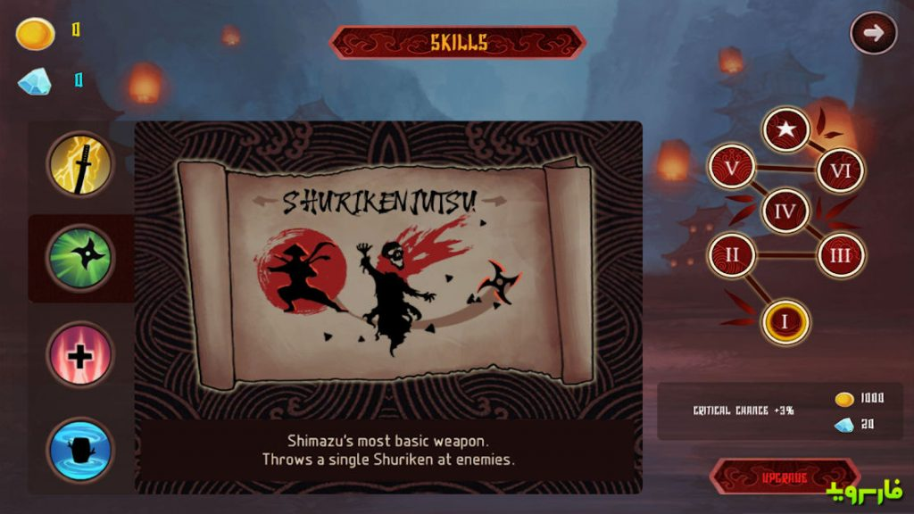 Shadow Shimazu Revenge 1.8 APK Free Download 2