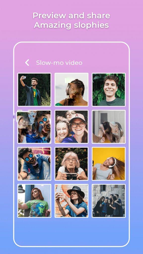 Slophie Slow Motion 1.0.0 APK Free Download 1