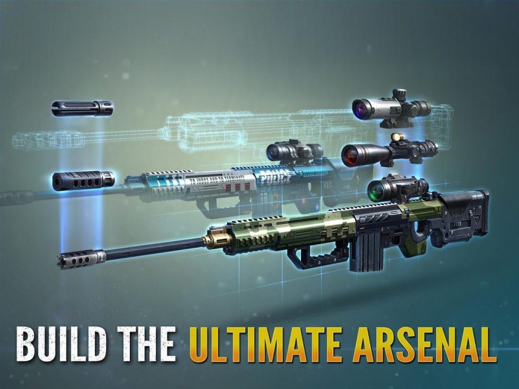 Sniper Fury: Online 3D FPS & Sniper Shooter APK Free Download 2
