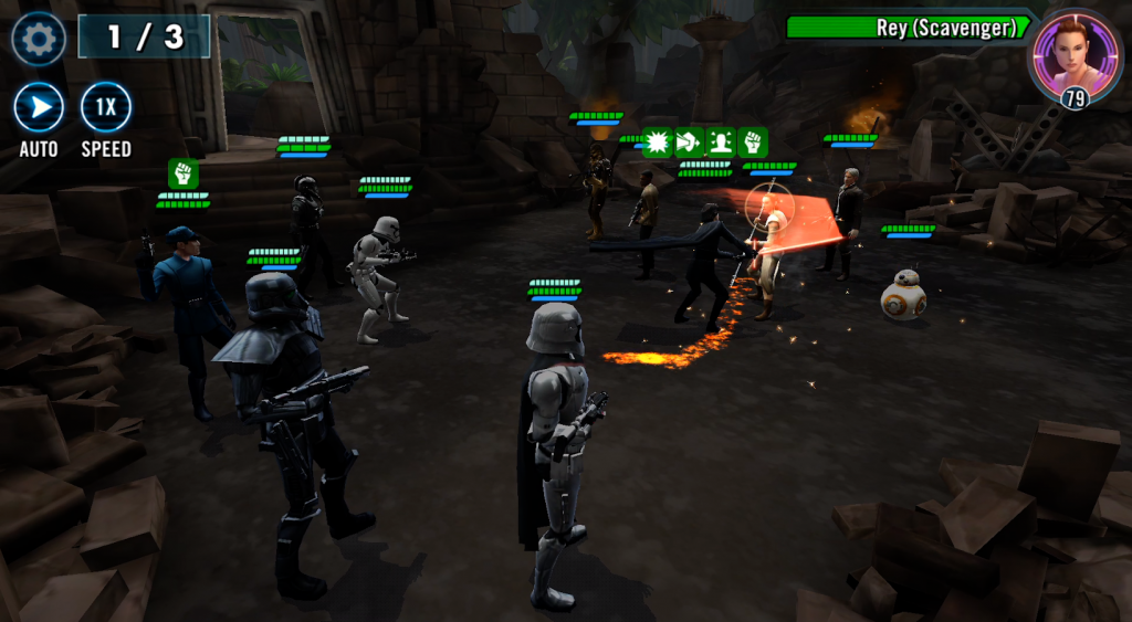 Star Wars: Galaxy of Heroes Star Wars Free Download for Android 2