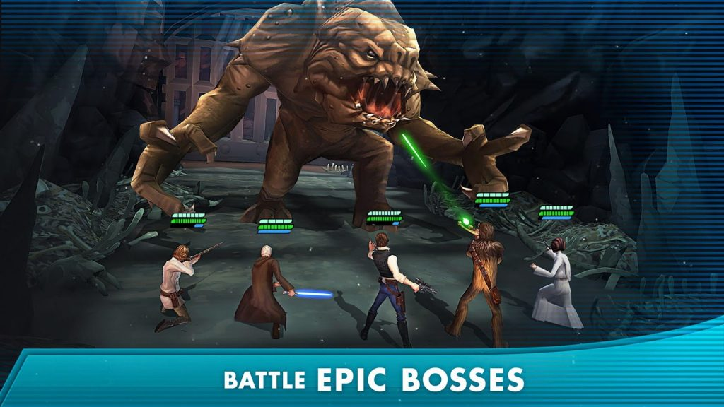 Star Wars: Galaxy of Heroes Star Wars Free Download for Android 3