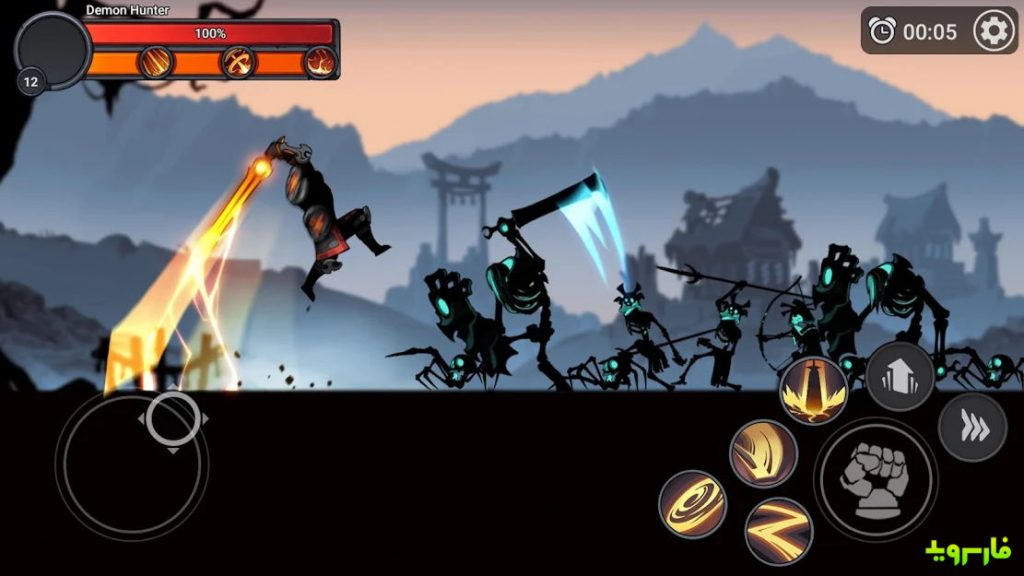 Stickman Master: League Of Shadow 1.7.7 APK Free Download 3
