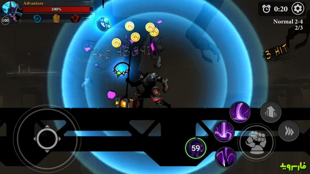 Stickman Master: League Of Shadow 1.7.7 APK Free Download 2