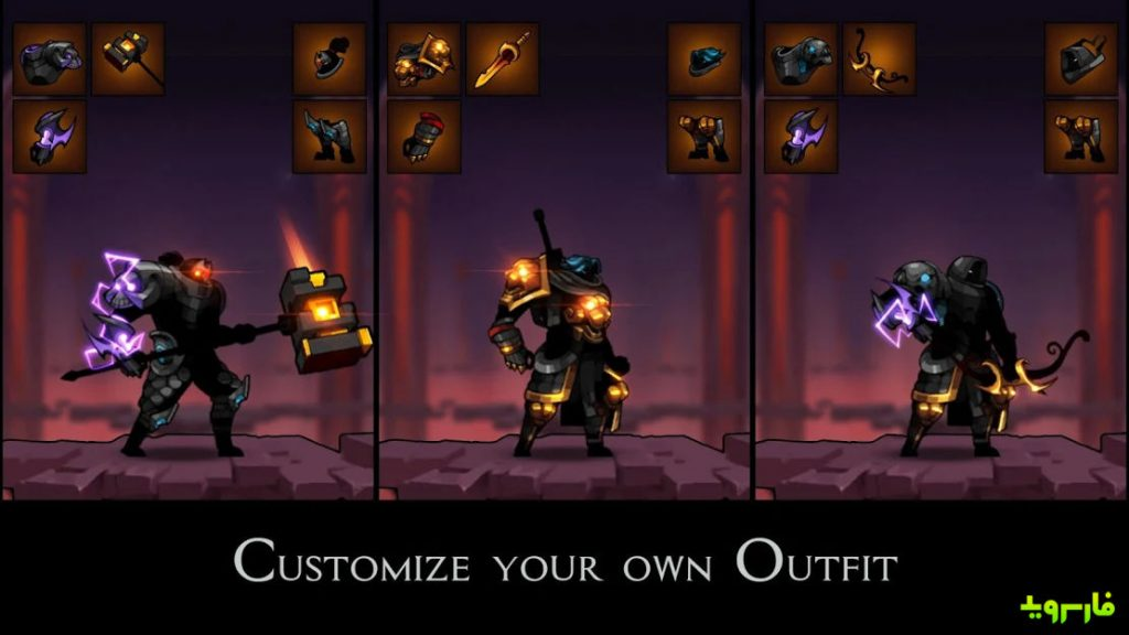 Stickman Master: League Of Shadow 1.7.7 APK Free Download 1