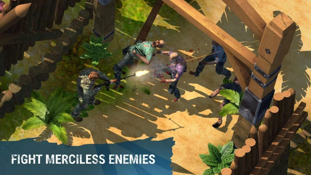 Survivalist Invasion Survival RPG APK Free Download for Android 1