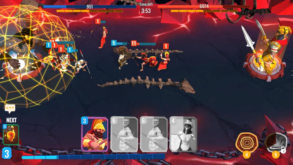 Trojan War 2 Clash Cards Game 1.0.6 APK Free Download 1