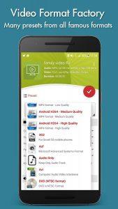Video Format Factory Premium 5.46 APK Free Download 2