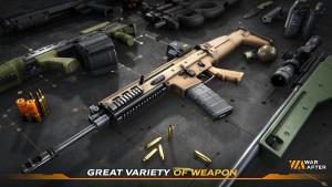 War After: PvP Shooter 2021 Offline APK Free Download 3