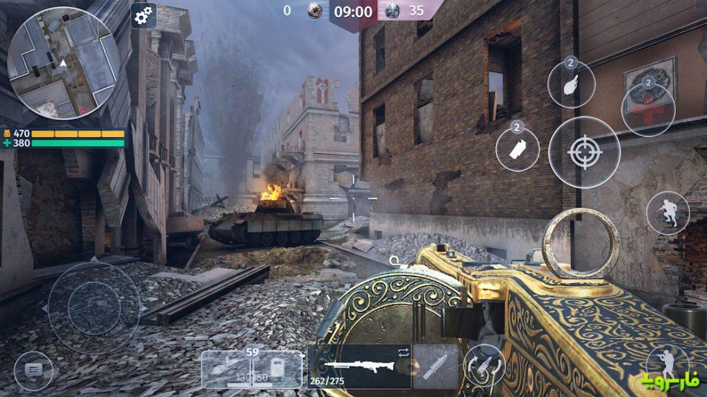 World War 2 – Battle Combat (FPS Games) APK Free Download 3