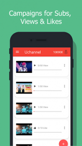 Uchannel Sub4sub 6.4 APK Free Download 1