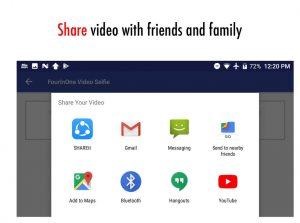 FourInOne Video Selfie 1.6 APK Free Download 2