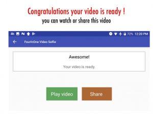 FourInOne Video Selfie 1.6 APK Free Download 1