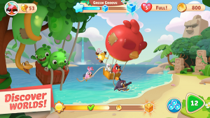 Angry Birds Journey 1.7.0 APK Free Download 4