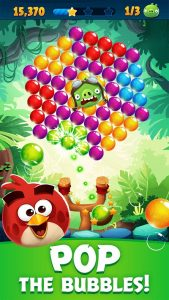 Angry Birds POP Bubble Shooter 3.96.0 APK Free Download 3