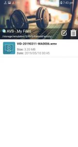 AVS Any Video Converter 5.1 APK Free Download 2