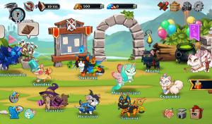 Castle Cats 3.1.1 APK Free Download 1