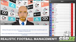 Club Soccer Director 2022 v1.2.1 APK Free Download 3