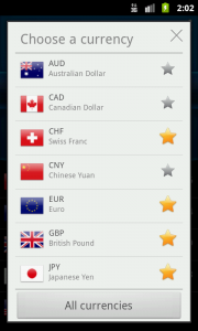 Easy Currency Converter Pro 4.0.0 Mod APK Download 2