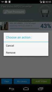 Fast Video to MP3 Converter Premium 1.4 APK Free Download 3
