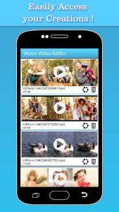 Music Video Editor Add Audio Premium 1.45 APK Download 3