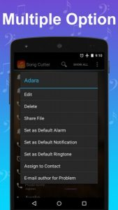 Song cutter Pro-Advance 1.5 APK Mod Download 3