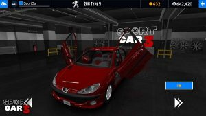 Sport car 3 v1.02.024 APK free Download 4