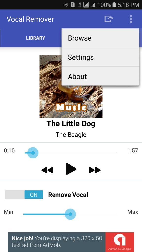 Vocal Remover for Karaoke 1.3.2 APK Free Download 4
