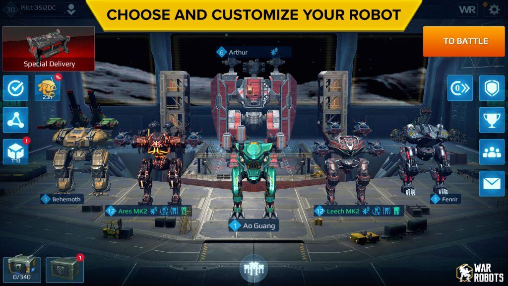 War Robots 6.9.7 APK Free Download 3