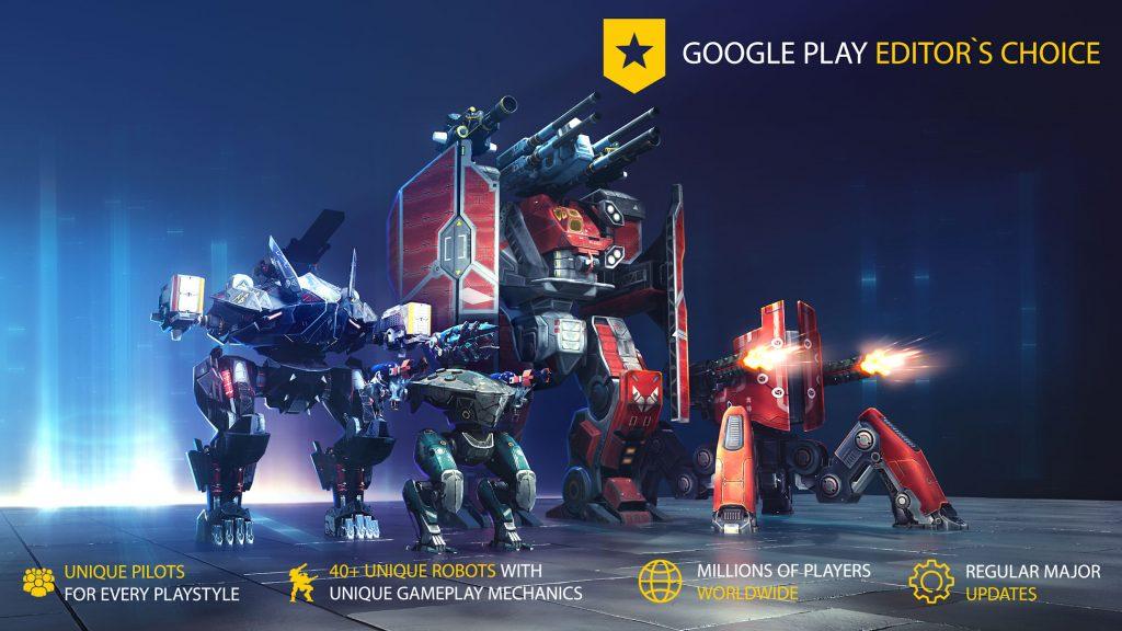 War Robots 6.9.7 APK Free Download 2