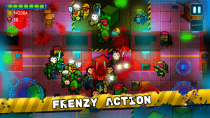 Zombie Among Space 0.9 APK Free Download 4