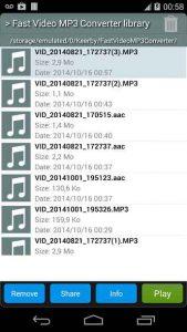 Fast Video to MP3 Converter Premium 1.4 APK Free Download 2