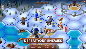 Hexapolis: Turn Based Civilization Battle 4X Game v0.0.81 Mod APK Download 3