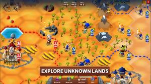Hexapolis: Turn Based Civilization Battle 4X Game v0.0.81 Mod APK Download 1