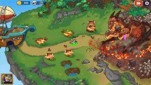 King of Defense 2 Epic Tower Defense 1.0 APK Free Download 1