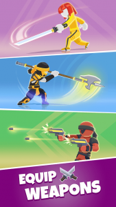 Match Hit Puzzle Fighter 1.4.1 Mod APK Free Download 3