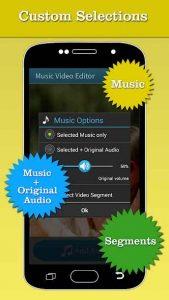 Music Video Editor Add Audio Premium 1.45 APK Download 1