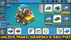 Pico Tanks Multiplayer Mayhem 47.2.0 APK Free Download 1