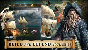 Pirates of the Caribbean: ToW 1.0.169 APK MOD Free Download 2