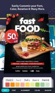 Poster Maker, Flyer Designer, Ads Page Designer Pro 1.5.4 APK Download 1