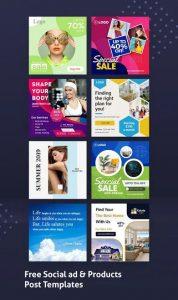 Poster Maker, Flyer Designer, Ads Page Designer Pro 1.5.4 APK Download 3