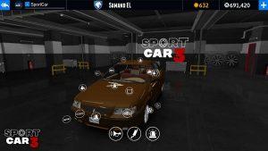 Sport car 3 v1.02.024 APK free Download 3