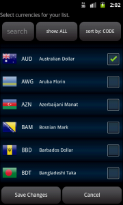 Easy Currency Converter Pro 4.0.0 Mod APK Download 1