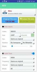AVS Any Video Converter 5.1 APK Free Download 1
