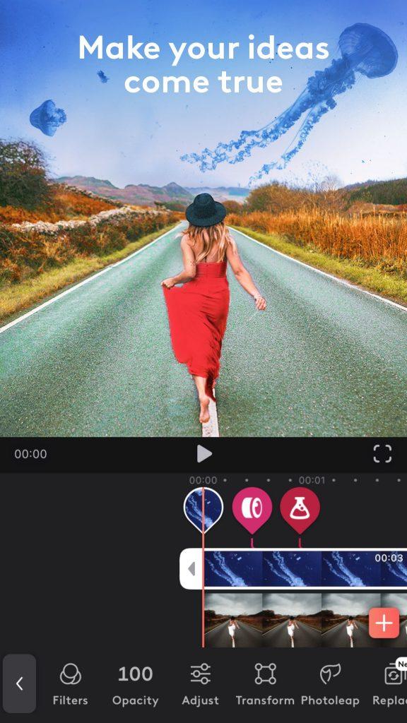 Videoleap by Lightricks v1.0.6 b1269 APK Free Download 1