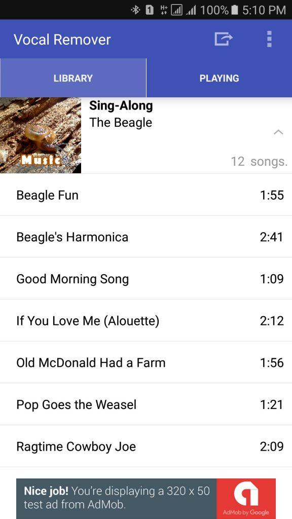 Vocal Remover for Karaoke 1.3.2 APK Free Download 2