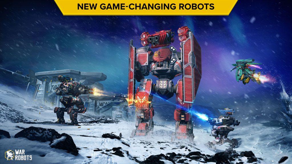 War Robots 6.9.7 APK Free Download 1