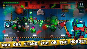 Zombie Among Space 0.9 APK Free Download 3