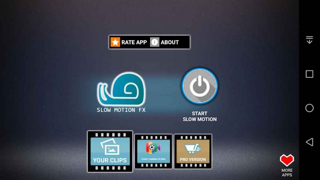 Slow motion video FX 1.3.6 Free Download 3